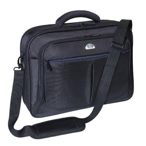 PEDEA Premium Notebooktasche 43,9cm (17,3 Zoll) inkl. Tablet-PC Fach, schwarz