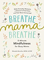 Christmas gift ideas for moms - breathe, mama, breathe