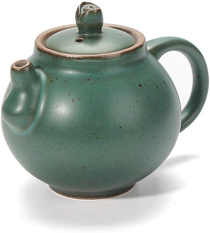 Tampa Mall Handmade Japanese style Philadelphia Mall stoneware Kung tea Fu teapot m set