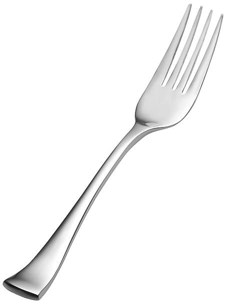 Pack of 12 Bon Chef S3203 Stainless Steel 18//8 Aspen Dessert Spoon 7-1//2 Length