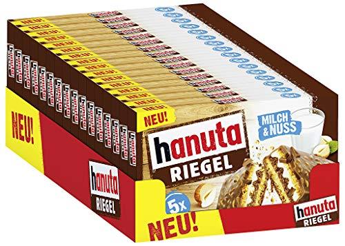 Hanuta Riegel Vorratspack (80 x 34,5g Riegel)