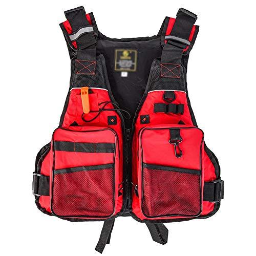 Bolsillos de la Chaqueta para Hombre de Gilet del Chaleco Multi Bolsillo al Aire Libre de Secado rápido Chaleco, Pesca Caza Chaleco, Viajes Fotografía de Malla Chaleco Style5