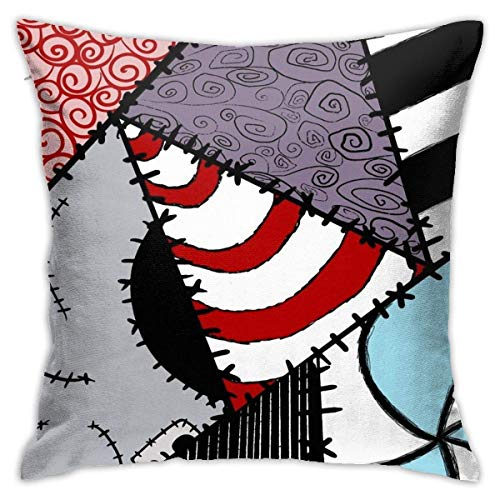 Lucky girlfriend Burton in Stiches Federa Quadrata Cuscino per Cuscini Cuscino per Divano Cuscino per Auto Decorazione