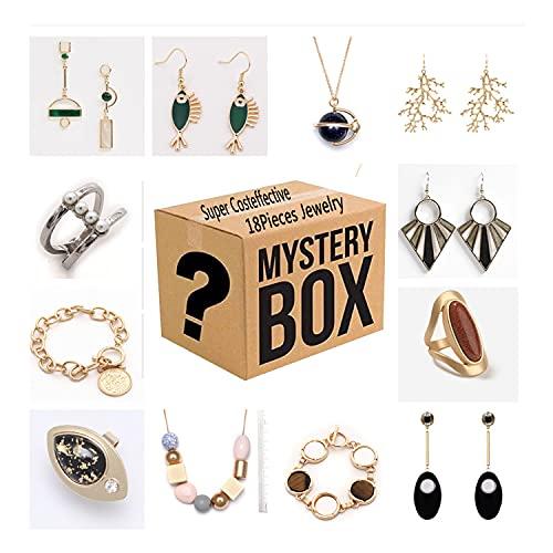 RCYYPET Caja ciega Caja misteriosa Caja de la Suerte Caja novedosa 18...