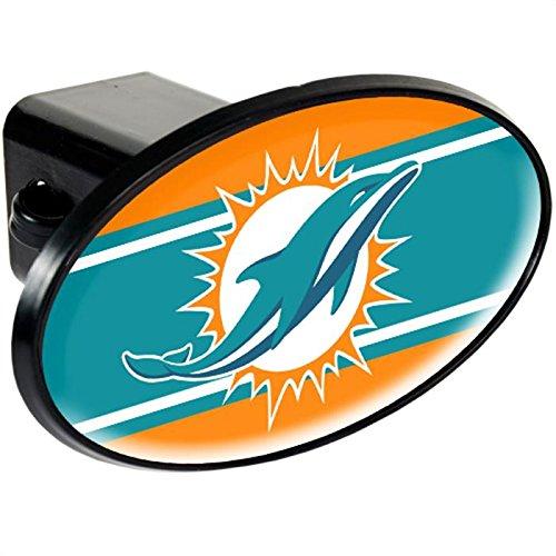 Miami Dolphins NFL 2pc Rocks Glass Set - Helmet logo