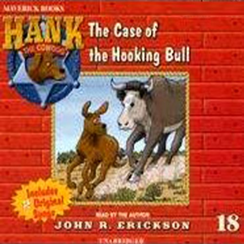 The Case of the Hooking Bull cover art