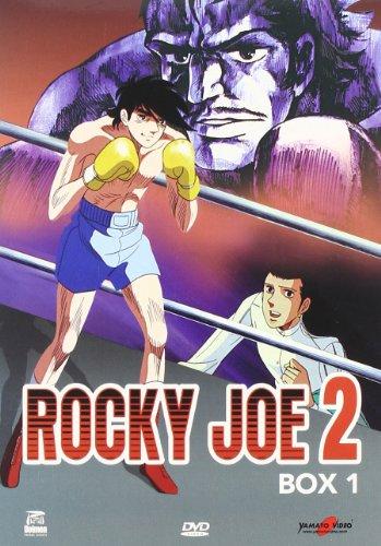 Rocky Joe Stagione 02 Episodi 01-23 [Import]