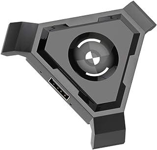 Sw.eet ゲームパッド チキンアーティファクトスローンキーボードとマウスコンバーターでバトルフィールドモバイルゲームを刺激 (ハンドル2個付き) 2860 ゲームパッド