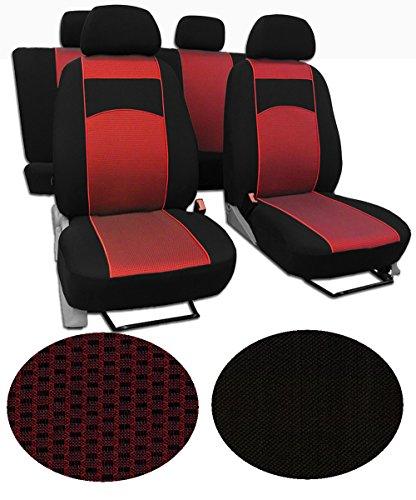 Stoelhoezen voor Toyota Yaris 2 Super kwaliteit, extra lang design VIP - 1