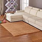 Txyk Alfombras Ultra Suaves para Interiores, Interiores y Suaves Alfombras de Sala de Estar aptas para niños Dormitorio...