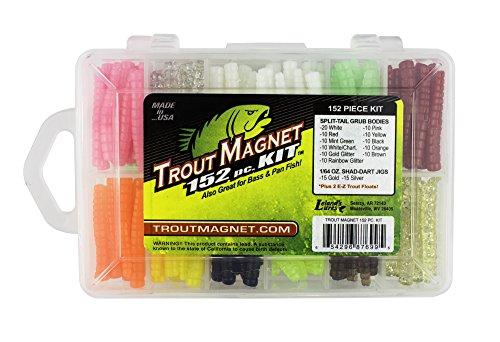 Trout Magnet Original 152-Piece Kit - 120...
