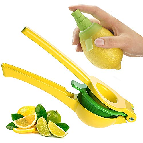 Exprimidor manual de limón, exprimidor de limón, exprimidor de limón, exprimidor de...