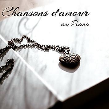 Chansons d'amour au piano – 33 musiques au piano pour les amoureux, musique romantique pour la nuit