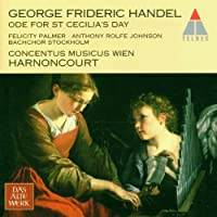 Handel: Ode for St. Cecilia's Day