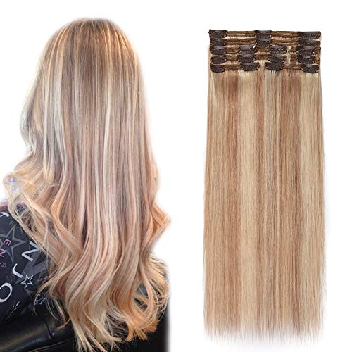 My-lady Human Hair Clip in Extensions