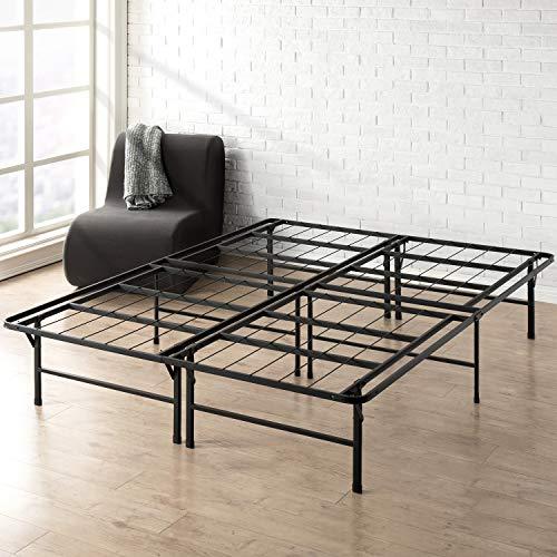 Best Price Mattress 14 Inch Premium Steel Bed Frame/Platform Bed,Twin