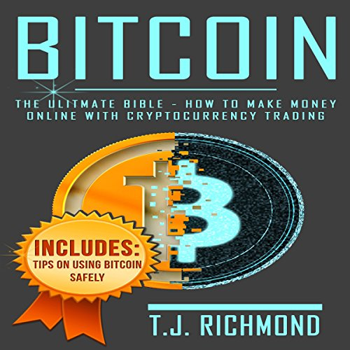Bitcoin: The Ultimate Bible audiobook cover art