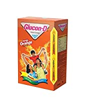 Glucon-D Tasty Orange Flavour 100 Gm by Glucon-D [並行輸入品]