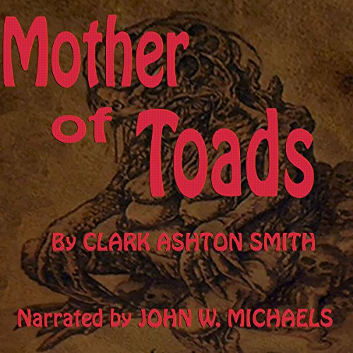 Mother of Toads audiobook cover art