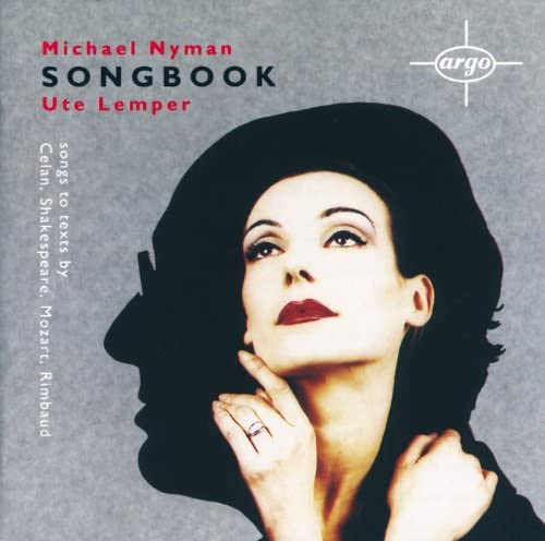 Ute Lemper, The Michael Nyman Band & Michael Nyman