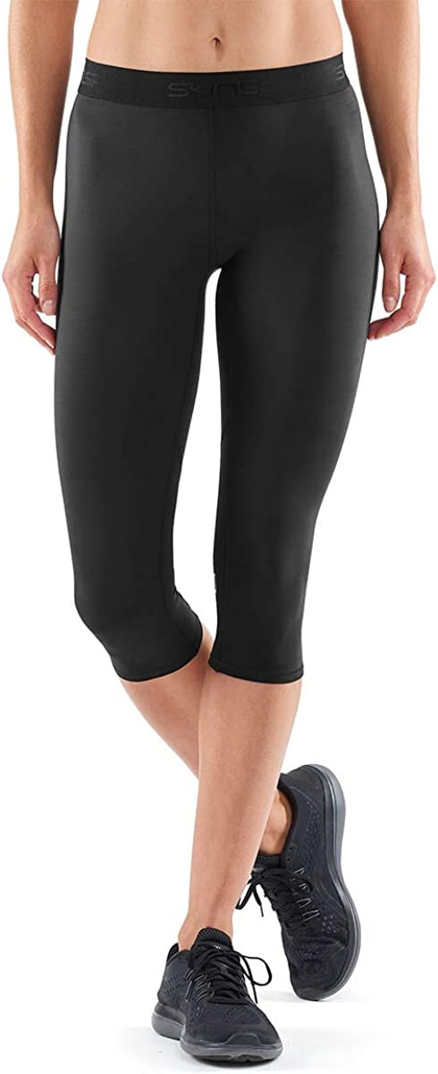 SKINS Women's DNAmic Compression Capri Sales 3 Tights 4 sold out