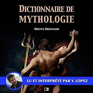 Couverture de Dictionnaire de mythologie