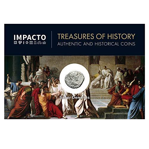 IMPACTO COLECCIONABLES El Dinero de Roma. Los Denarios de Plata del Imperio Romano