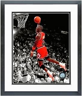 NBA Michael Jordan Chicago Bulls Action Photo 12.5