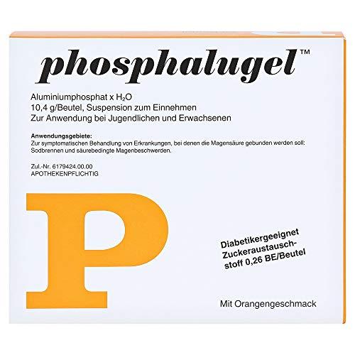 Phosphalugel Suspension zum Einnehmen 2x10 Stück