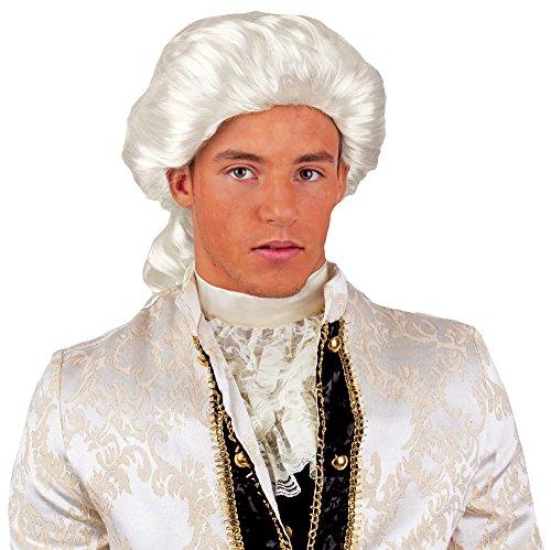 Das Kostümland Barock Perücke Marquis Jean - Rokoko zum historischen Kostüm für Herren