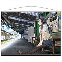 青春ブタ野郎はバニーガール先輩の夢を見ない 桜島麻衣 B2タペストリー F 728×515mm