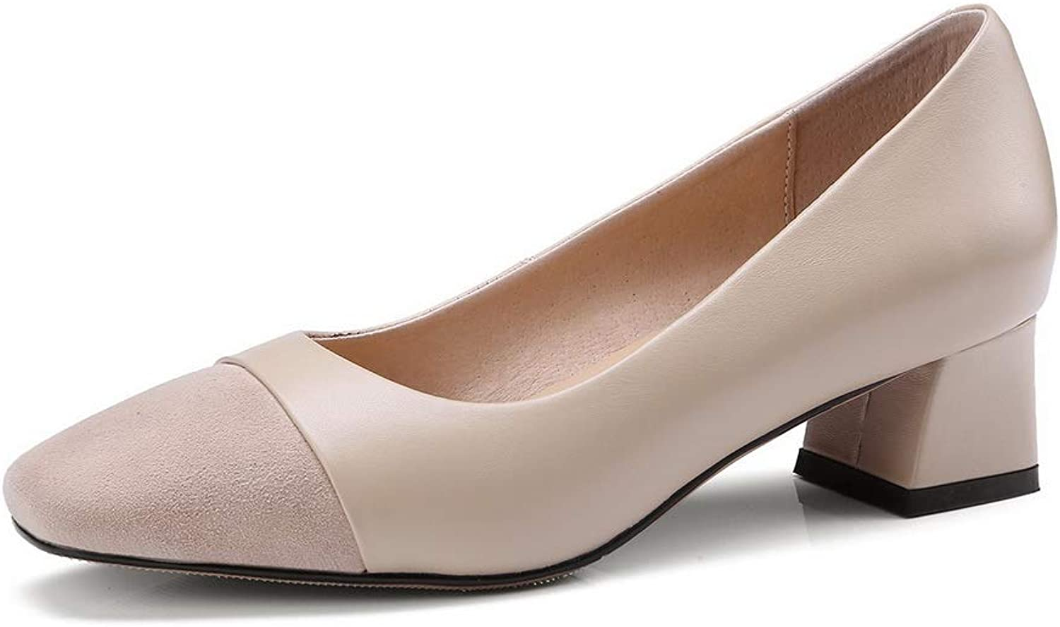 AdeeSu Womens Dance-Ballroom Casual Dye-to-Match Urethane Pumps shoes SDC06015