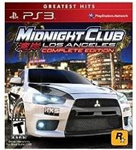 midnight club ps3 new