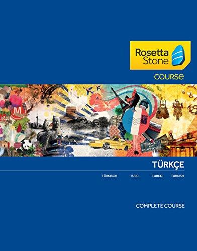 Rosetta Stone Turc Complete Course pour Mac
