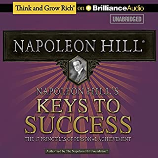 Napoleon Hill's Keys to Success cover art