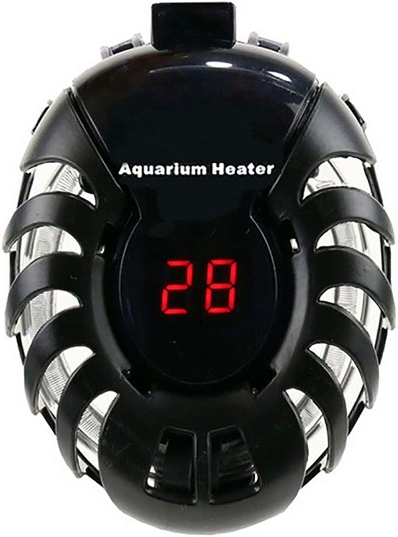 25W 50W 100W Aquarium Fish Tank Heater with LED Temperature Display