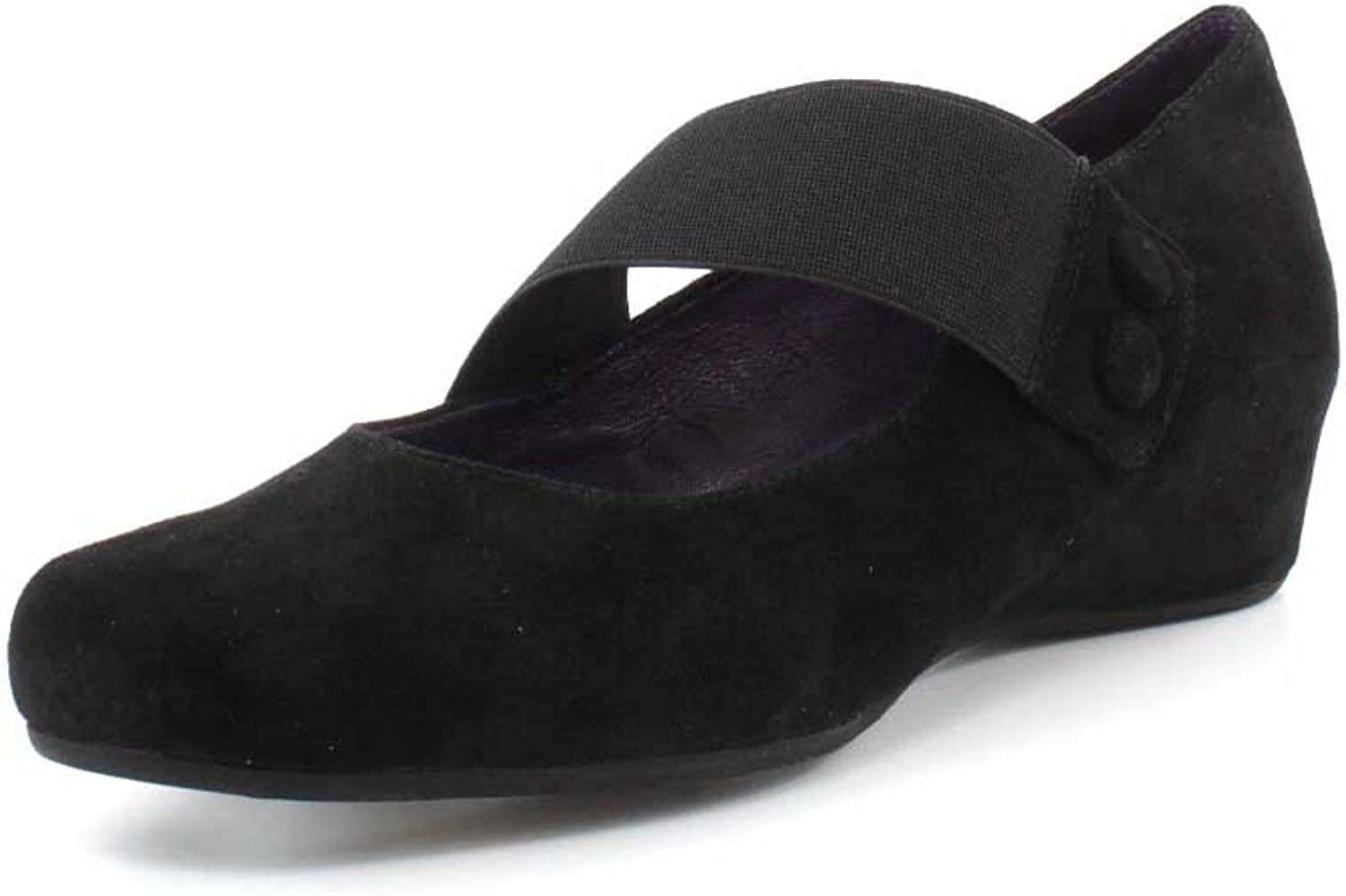 VANELi Womens Mabel Mary Jane Wedge