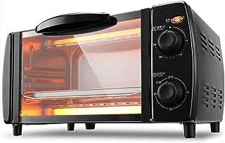 L.TSA Cocina Horno eléctrico hogar horneado Integral Hogar Mini Capacidad Multi-Grande 10 litros
