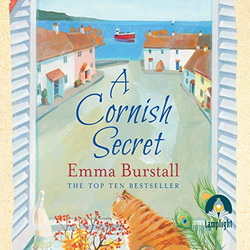 A Cornish Secret audiobook cover art