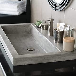 cement sink vanity