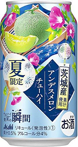 アサヒ チューハイ果実の瞬間夏限定缶 (茨城産アンデスメロン) 350ml×12本