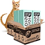 ValuePad Plus Cat Litter Pads, 16.9x11.4 Inch, 200 Count - Breeze Compatible Refills - Generic Refill for Breeze Tidy Cat Litter System, Quick-Dry, Super Absorbent Gel Cat Pads