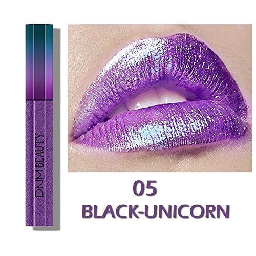 Moresave Liquid Matt Perle Diamant Glitter Lippenstift Wasserdicht Langlebige Lipgloss Lip Kosmetik