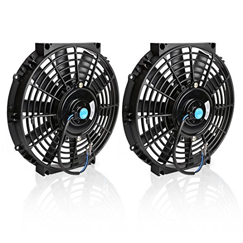 Automotive Replacement Engine Fans
