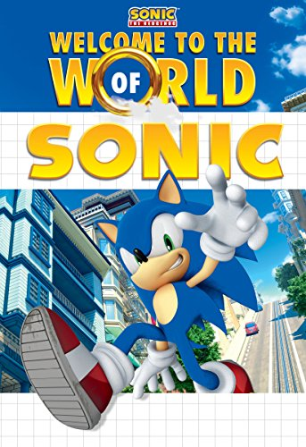 Amazon Com Welcome To The World Of Sonic Sonic The Hedgehog