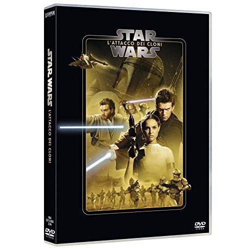 Star Wars 2 L'Attacco Dei Cloni Dvd  ( DVD)