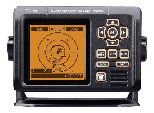 ICOM MA-500TR AIS TRANSPONDER with MX-G5000 GPS Receiver
