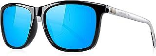 Unisex Polarized Aluminum Sunglasses Vintage Sun Glasses For Men/Women S8286