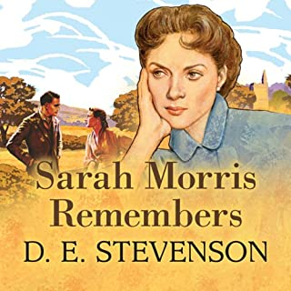 Sarah Morris Remembers audiobook cover art