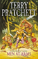Cover of Men At Arms by Terry Pratchett